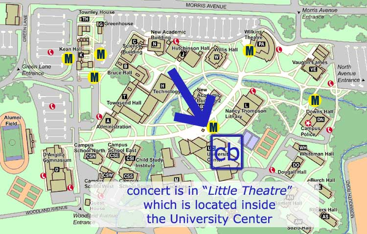 Clear Blue=- on esu campus map, duke university east campus map, kean highland campus map, east stroudsburg university campus map, university of minnesota east campus map,